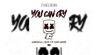 Marshmello x Juicy J - You Can Cry ft. James Arthur (KLLR SML Remix)