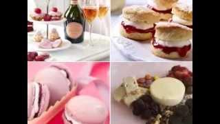 Christmas Dessert Recipes - Cranberry Velvet Freeze Dessert