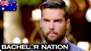 Blake Storms Off When He Doesnt Receive A Rose | The Bachelorette Australia