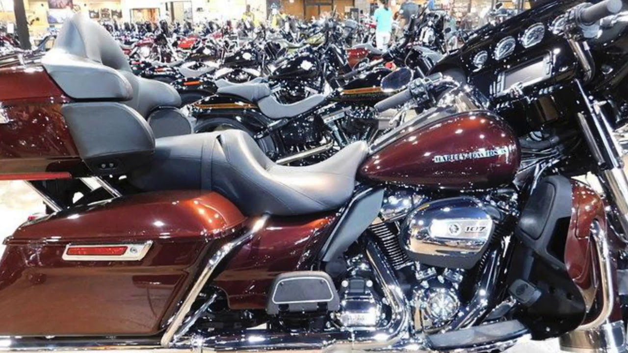2018 Harley Davidson Ultra Limited Motorcycle For Sale In Union