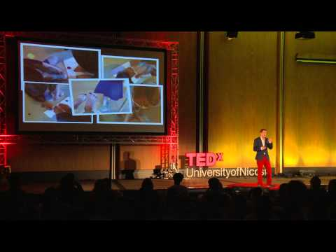 Time bending -- 365 ways to unlock creativity and innovation | Ken Hughes | TEDxUniversityofNicosia