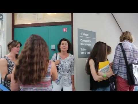 Chaîne De Rentrée De L'INSA Lyon 2015