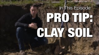 Pro Tip: Building On Expansive Clay Soil