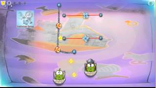 Cut The Rope - Time Travel - The Middle Ages - Level 1.1-1.15