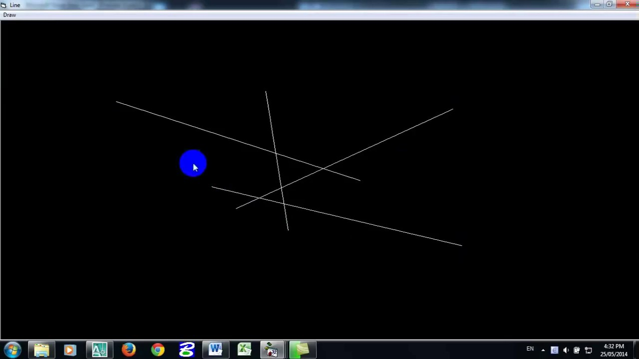 Môn đồ họa vi tính Visual Basic 6.0 Vẽ Line