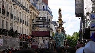 Royal de Luxe - Les Géants de Nantes 2014
