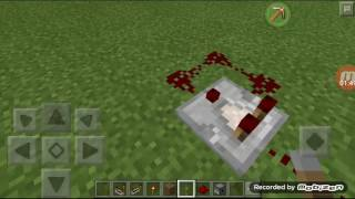 Minecraft sınırsız redstone devre