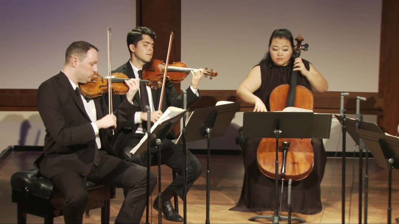 Mozart Quintet in C major for Strings, K. 515, Mvt. IV: Allegro
