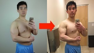 $0 Bathroom Lights vs $100 Studio Lights | Fat Loss Week 8