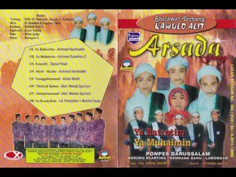 Full Album Sholawat Arsada Kawulo Alit - Edisi Religi Islami Indonesia