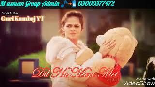 Tu Zindagi Vich Aayi main Hasna Sikh liya WhatsApp status