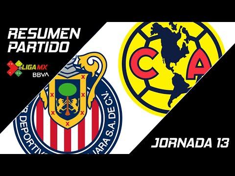 Resumen | Guadalajara 3 - 1 América | eLiga MX - Clausura 2020 - Jornada 13 | LIGA BBVA MX