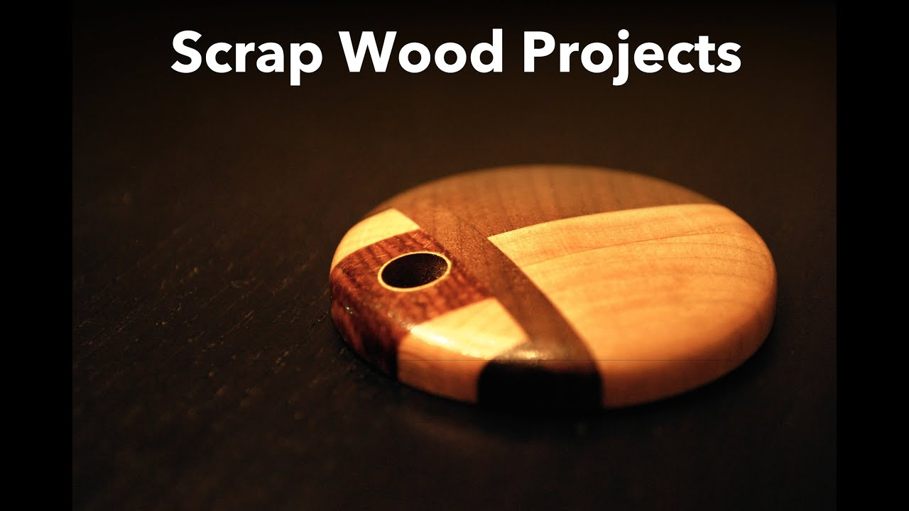 Scrap Wood Projects - YouTube