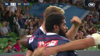 HIGHLIGHTS: 2018 Super Rugby Week 4 Rebels v Brumbies