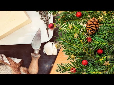 Artisan Cheese gift ideas, subscriptions and hampers for Christmas in Scotland