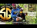 Supergame East Paintball - Trenchs Finale (Day 1 - Friday Commentary 5)