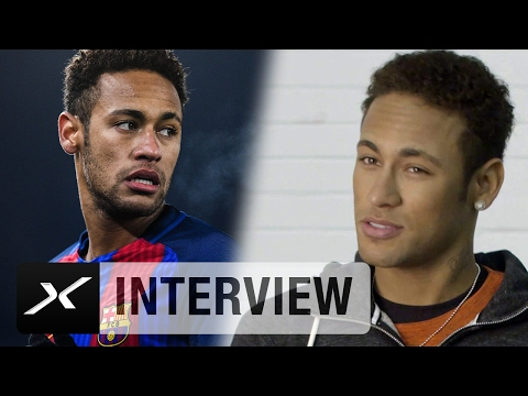 Neymar über Barca, Titelkampf und Selecao | FC Barcelona | Exclusive Interview