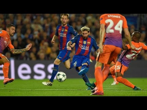 Barcelona vs Manchester City 4 0   Highlights   Espanyol Commentry   19 10 16   Day 3