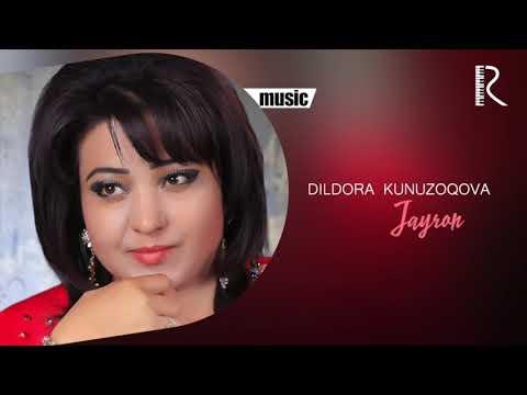 Dildora Kunuzoqova - Jayron (Official music)