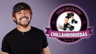 Chillandoruedas 2014 - Torneo de Roller Derby