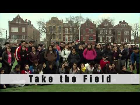 Chicago Park District Jan. 2013: Take the Field