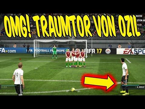 FIFA 17 KARRIEREMODUS - OMFG!! TRAUMTOR von ÖZIL!! ⚽⛔️⚽  - GAMEPLAY BAYERN KARRIERE (DEUTSCH) #96