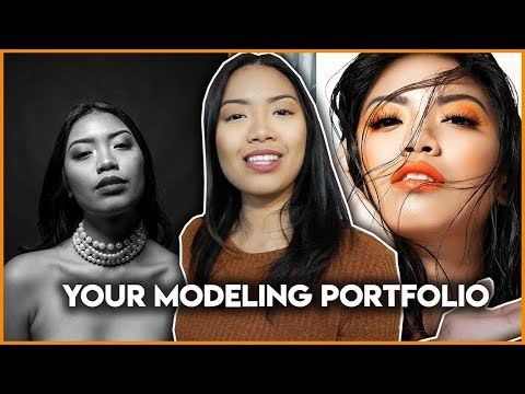 3 Easy Tips On How To Build A Modeling Portfolio For Free Youtube