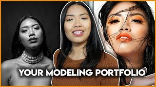 3 EASY Tips on How to Build a Modeling Portfolio for FREE!