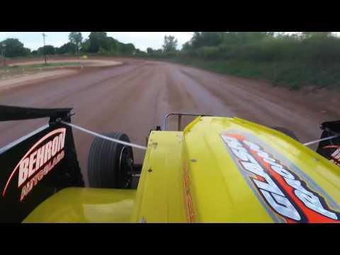 Paradise Speedway practice 8/17/16 #1