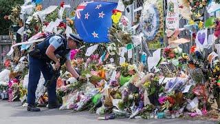 Nuova Zelanda: omaggio ai morti di Christchurch