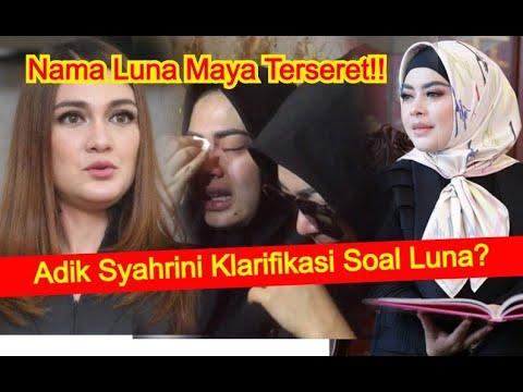 Luna Maya Dihhujaat Fans Soal Syahrini, Adik Syahrini Minta Jangan Bawa2 Nama Luna, Ternyata..