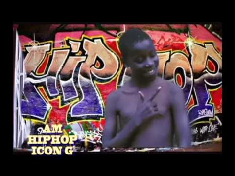 HIPHOP FILINGS(cris brown; tiger beat} by ICON Giniusiness--the ugandan youngest rapper