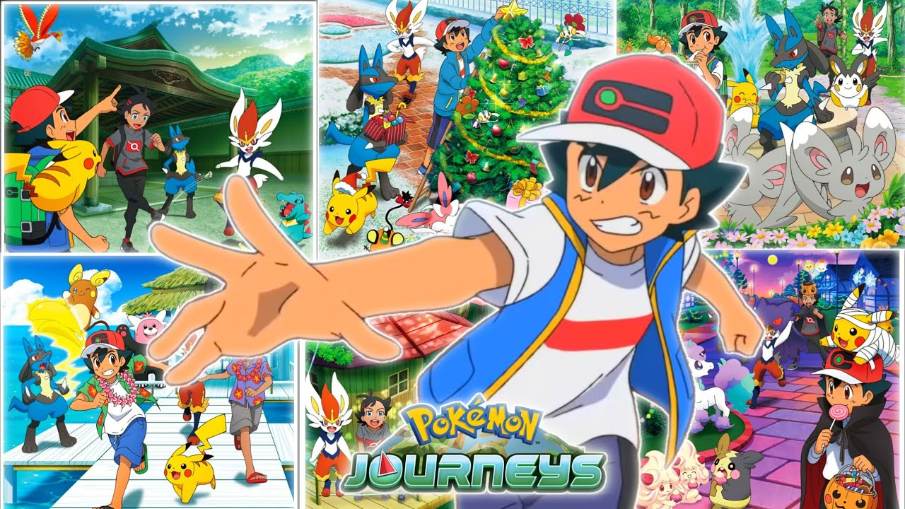 Pokemon Journey New Update | Serena Return 100% Confirmed
