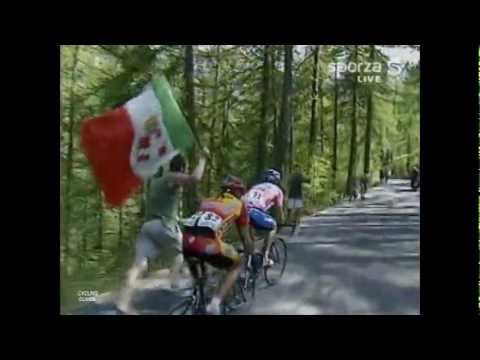 Giro d'Italia 2005 - Colle delle Finestre / Sestriere