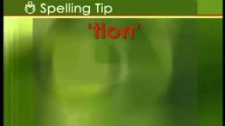 Read Write Now 3 Programme 8 Learning Point 5 Spelling shun sound