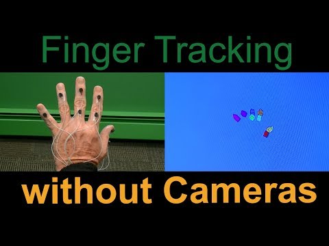 Finger Tracking without Cameras