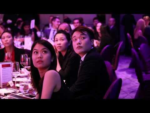 Asia Recruitment Awards 2015 Hong Kong Gala Dinner