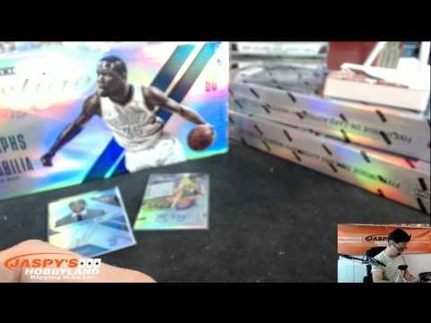8/25/15 [6BOX EBAY] #4 - 2014-15 Panini Prestige Premium Basketball