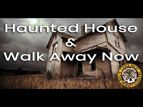 Carol Pacey & the Honey Shakers Perform Haunted House and Walk Away Now