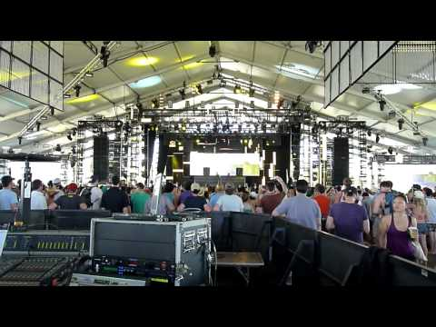 The Twelves @ Coachella 2011 Part 1 (Full Set HD)