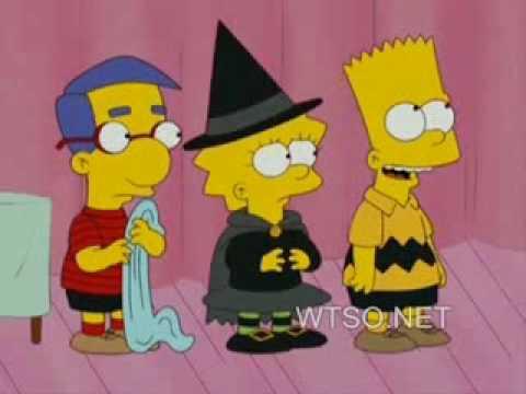 Turkey's Revenge (The Simpsons, Treehouse of Horror XIX)