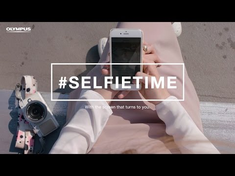 OLYMPUS PEN E-PL8 - #SELFIETIME