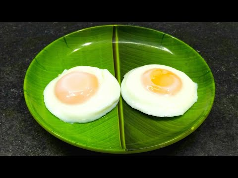 Poached Eggs Recipe | How To Make Perfect Poached Eggs Easily | Bengali Recipe