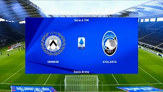 Buy me a coffee: https://ko-fi.com/corocusmatchweek 11 of the 2020-21 serie audinese vs atalantait's time for #seriea!#udineseatalanta simulated in #pes2...