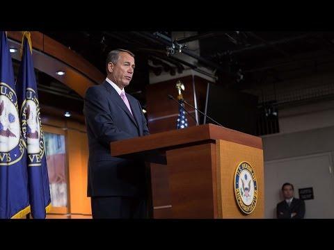 Boehner: No Tax