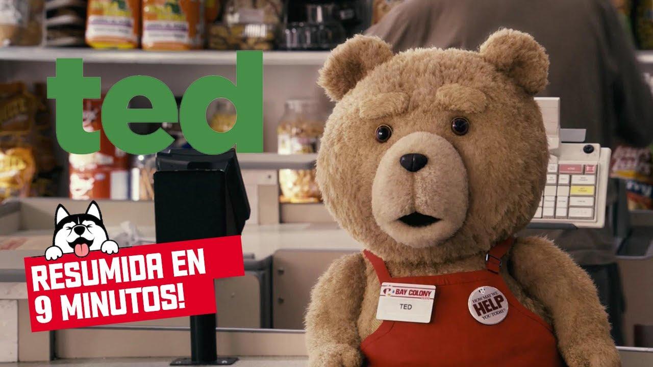 Resumen De LA SAGA DE TED - Hermanos Husky
