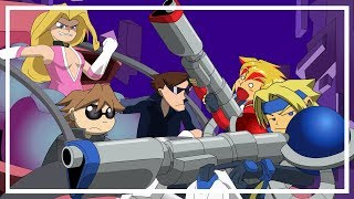 Gunstar Super Heroes Short