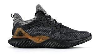 Official Original Adidas AlphaBOUNCE Running Shoes for Men Winter