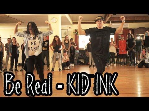 BE REAL - Kid Ink (@Kid_Ink @DeJLoaf) Dance | Choreography by @MattSteffanina & @DanaAlexaNY