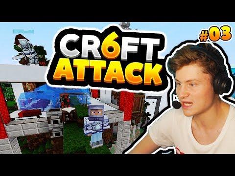 Wenn REWI dieses Haus SPRENGT, mache ich alles kaputt   Craft Attack 6 #3   Dner